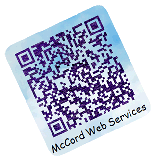 QR Codes Archives | The Web Authority | McCordWeb - Services for