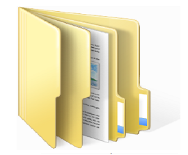 Image of file folders