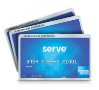 The American Express Serve Card